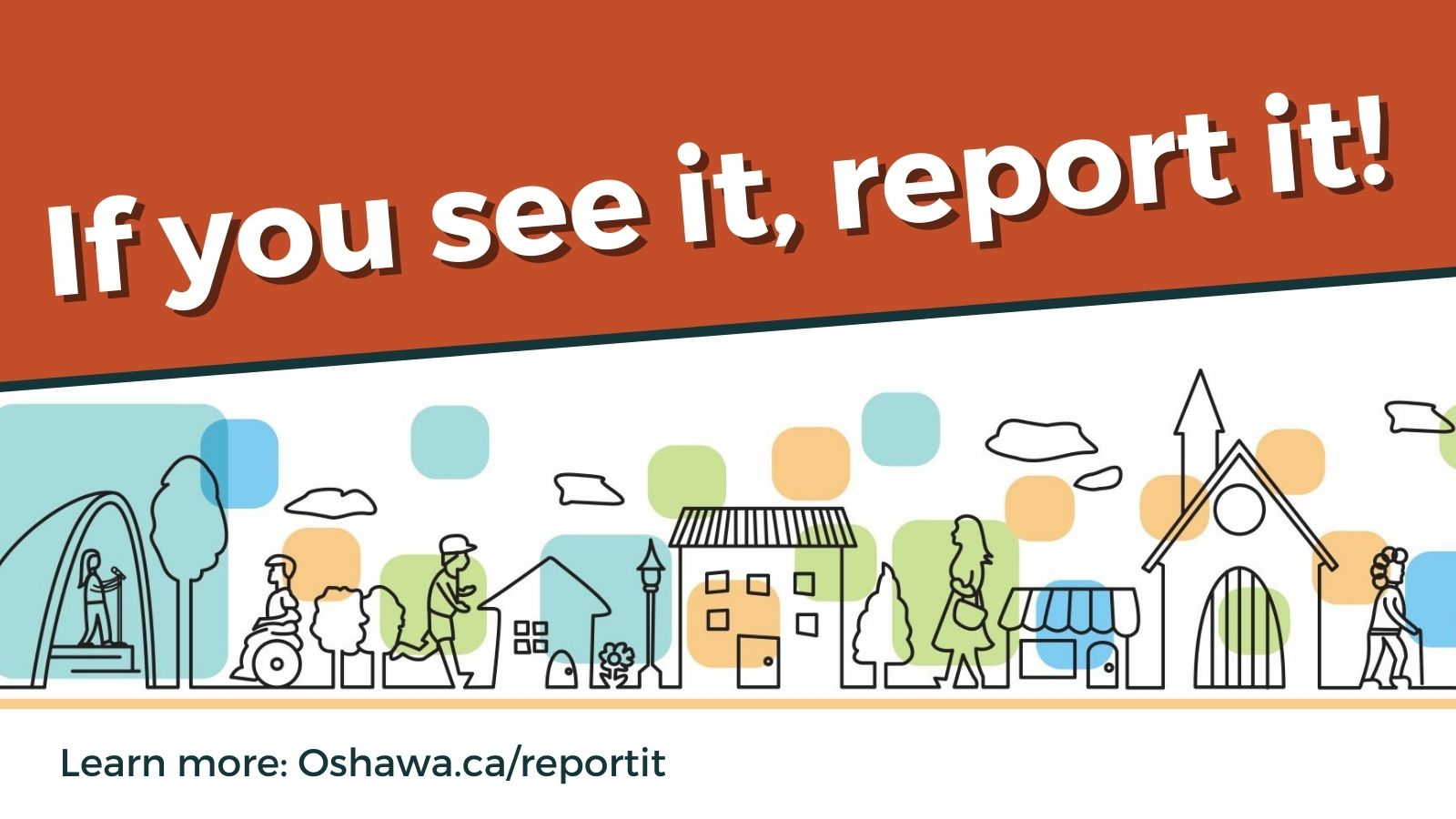 If you see it, report it
