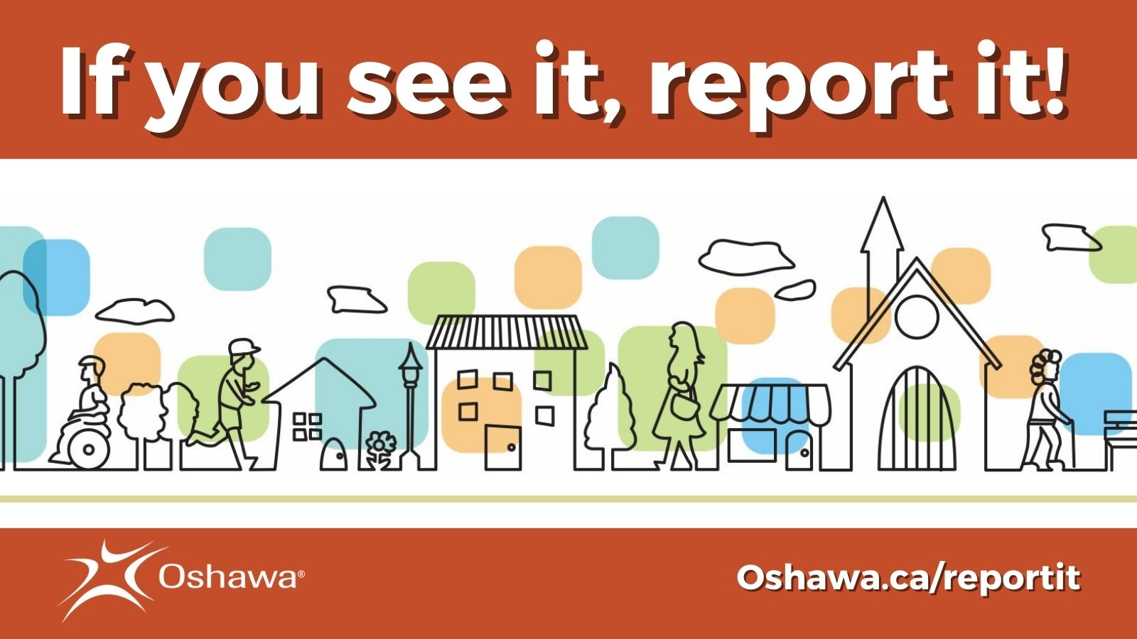 If you see it, report it!