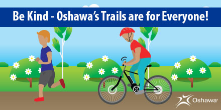 Oshawa's trails are for everyone