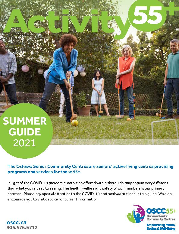 Summer Activity Guide cover image