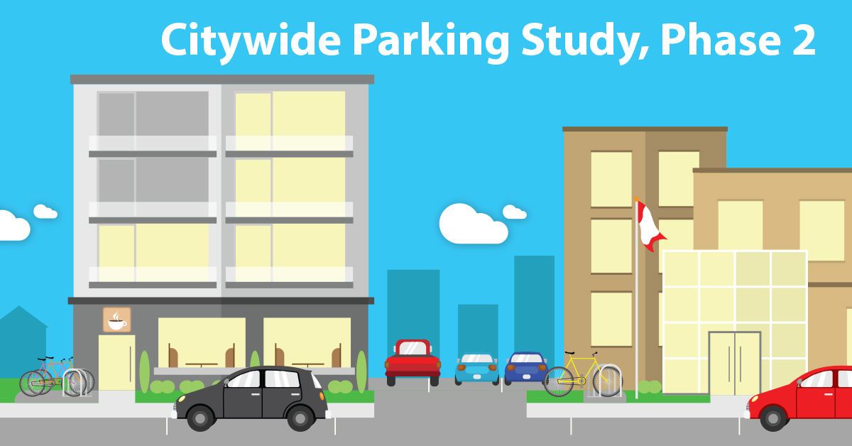 Citywide Parking Study, Phase 2