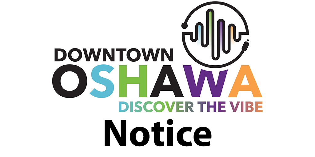 Downtown BIA Notice image