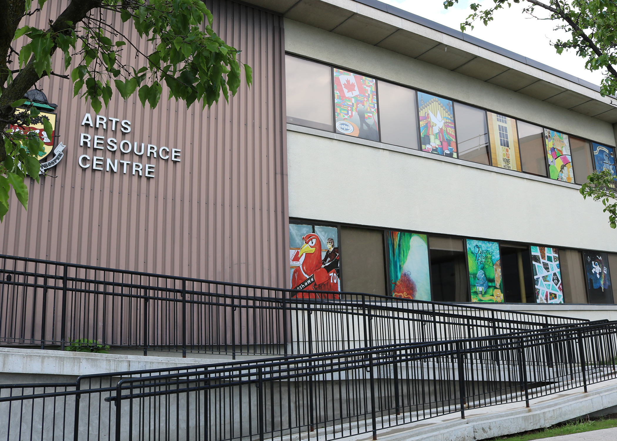 Canada 150 art on display at the Arts Resource Centre