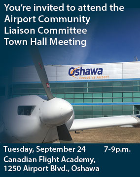 Airport Community Liaison Committee Airport Town Hall