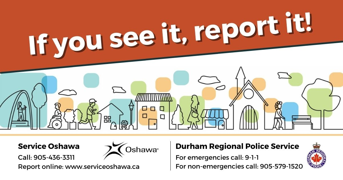 If you see it, report it.
